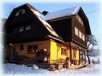 Peter Roseggerhaus; Apartment, holiday home in Ramsau, Austria, good and priceworthy, Roseggerhaus, Urban en Elisabeth van Stralendorff,  Rössing 10, 8972, Ramsau am Dachstein,  Austria